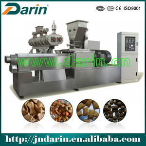 Extruded Dog Food Processing Line