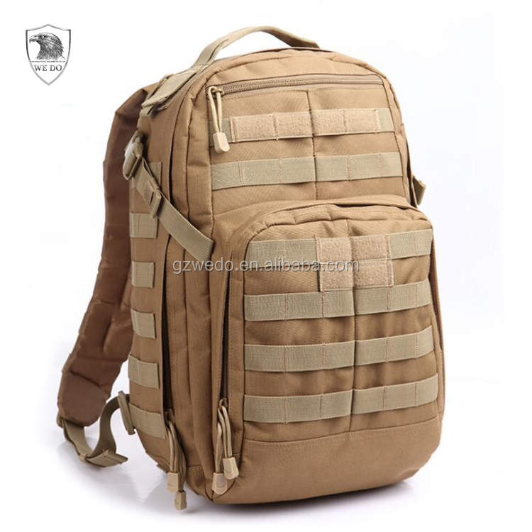 Assault Pack RUSH 24 Backpack Military Tactical Molle Backpack for Hunting Shooting Camping Hiking Trekking Sports Outdoor