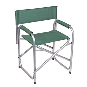 tall aluminum folding metal frame folding director chair parts