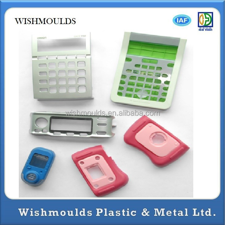plastic parts for counter Mould & Production Manufacturer costomized designs Plastic Injection Mould