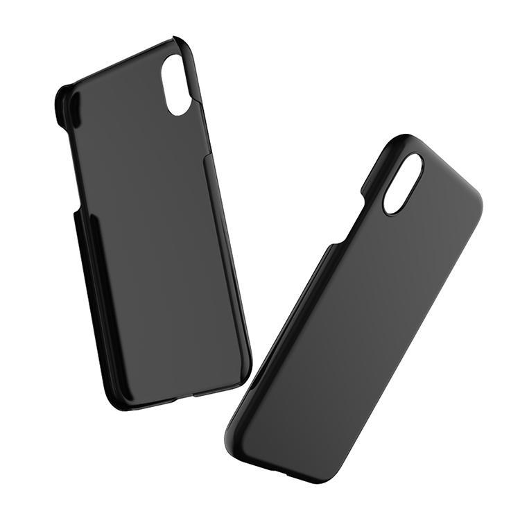 black hard iphone 8 case