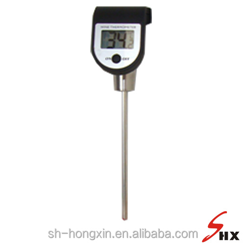 Digital Wine Thermometer with Large LCD Screen