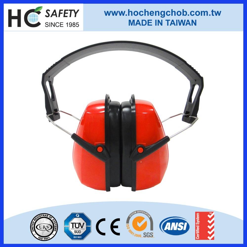 HC709 ppe safety equipment noise reduction ear muff protector for sleeping