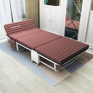 Niceway popular design sofa bed folding single cum bed modern guest cot