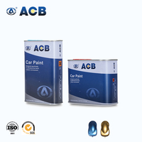 ACB Guangzhou mirror effect HS 2K clearcoat auto paint for car refinish