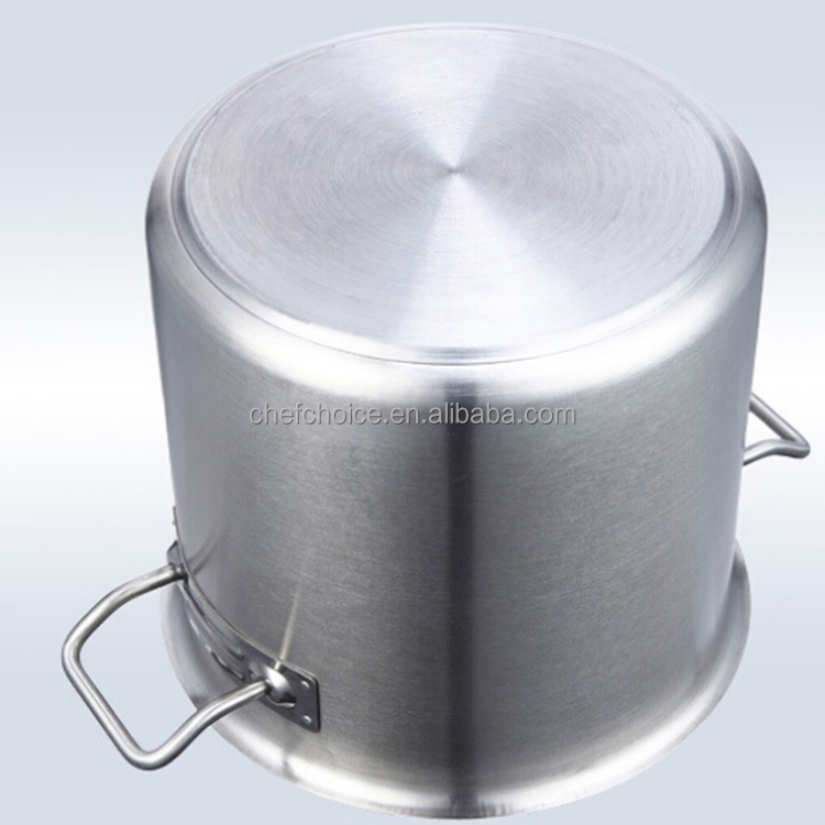 Steamer Pot Stock Pot Range Large Size Sandwich Bottom Chicken Pot ...