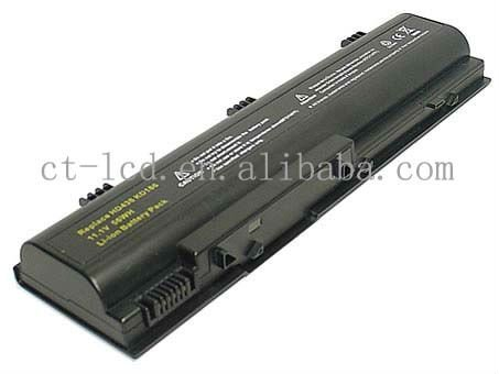 Li-ion 11.1 4800mAh Replacement for Inspiron 1300 Laptop Battery