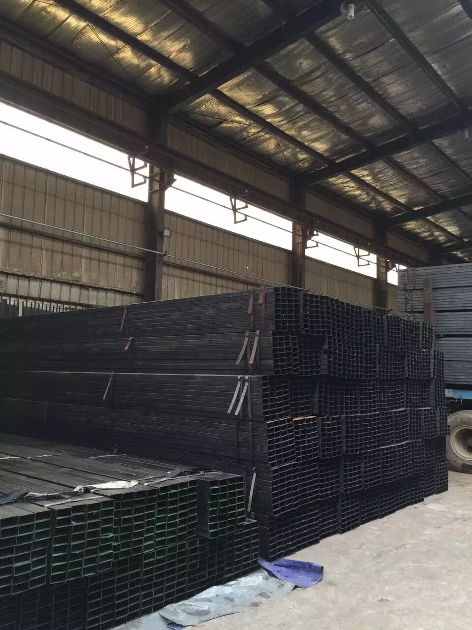 Direct buy china galvanized circular hollow section chs