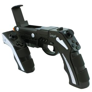 HOT SALE Original IPEGA 9057 Phantom ShoX Blaster Wireless Bt 3.0 Game Controller Gun Design for Android iOS
