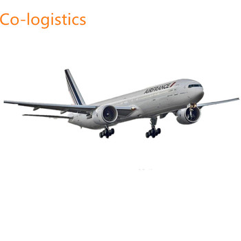 International air freight service from China to San Francisco