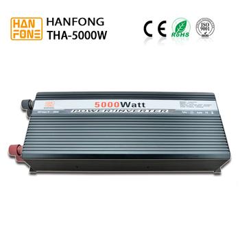 Home Solar System 5000w High Frequency Inverter 12v 220v 5000w