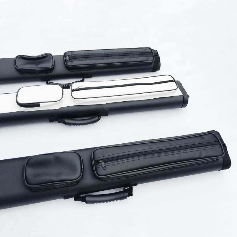 2x4 Hard Tube Square 2Butt 4Shaft Pool Cue Stick Case For Billiard Products