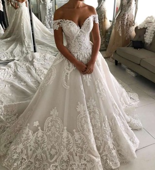 New Elegant Fitted Short Sleeve Off Shoulders Lace Bridal Pakistani Wedding Dress Ball Gown Buy Pakistani Wedding Dress Ball Gown Lace Bridal Wedding Dress Ball Gown Off Shoulders Wedding Dress Ball Gown Product,Vintage Pin Up Wedding Dresses