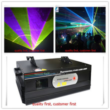 Top grade stage effect lighting 3w rgb full color laser christmas lights