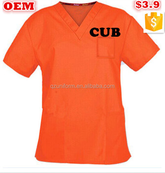 Jail Prison Costume Women Orange Jail Shirt or Pant Uniform  sc 1 st  Wholesale Alibaba & Oem!jail Prison Costume Women Orange Jail Shirt Or Pant Uniform ...