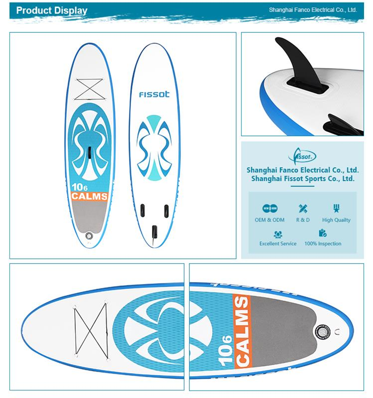 The new inflatable sup boards with high quality