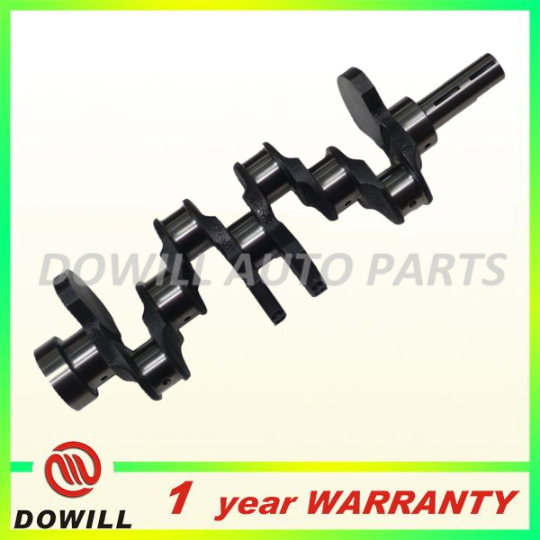 Fit for diesel engine 4G54 truck crankshaft