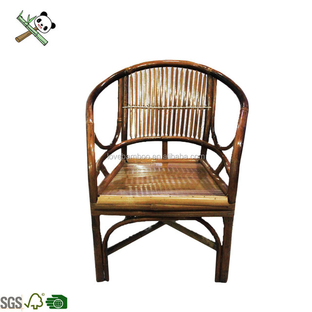 Hot Sales French Style Bamboo Rattan Chair For Restaurant