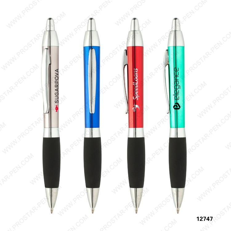Newest design top quality customized company logo pen