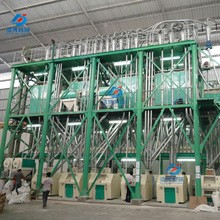 200ton per day complete commercial industrial wheat flour mill milling plant