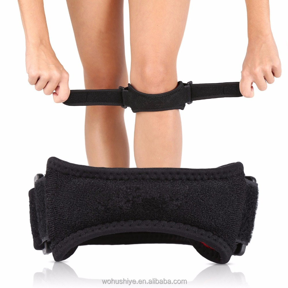 Hiking, Soccer, Basketball, Volleyball & Squats Patella Knee Strap