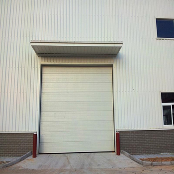 China High Quality Overhead Panel Lift Garage Doors Buy China High