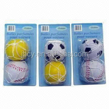 China Supplier World Cup Promotion Soccer Ball Air Freshener With ...