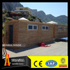 Prebuilt fully furnished container wooden home for sale