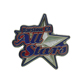 Customer Designs Metal Crafts Gold Star Stick Lapel Pin