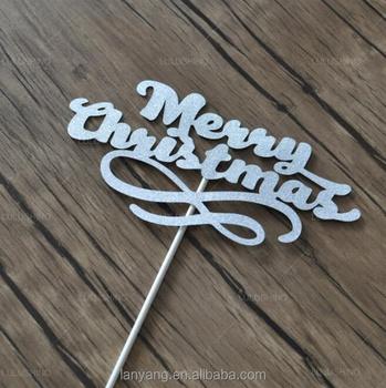Gateau De Fete De Noel.Joyeux Noël Gâteau Topper Fête Décor De Sapin De Noël Fête De Noël Décor De Gâteau Bricolage Gâteau De Noël Faveurs Buy Joyeux Noël
