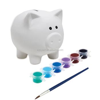 Personalizada De Cerámica Piggy Money Bank Leer Para Niños De ...