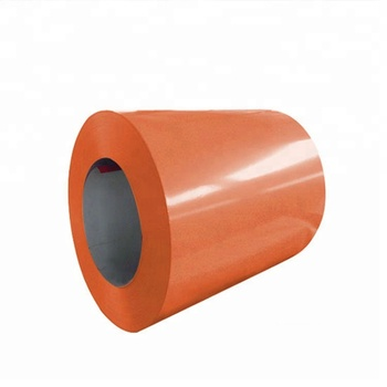 PPGI Coils Color Coated Steel Coil, RAL9002 White Prepainted Galvanized Steel Coil Z275 / Metal Roofing