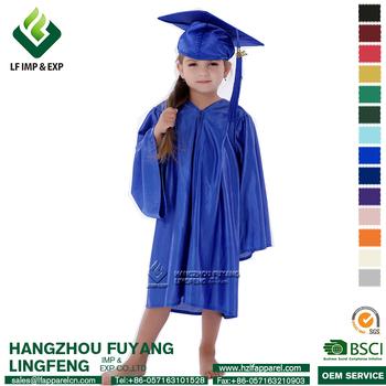 Kindergarten Graduation Gownchildrens Graduation Cap Gown Buy