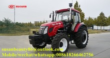 25 horsepower mini tractor with CE approved/agriculture tractor equipment/farm tractor