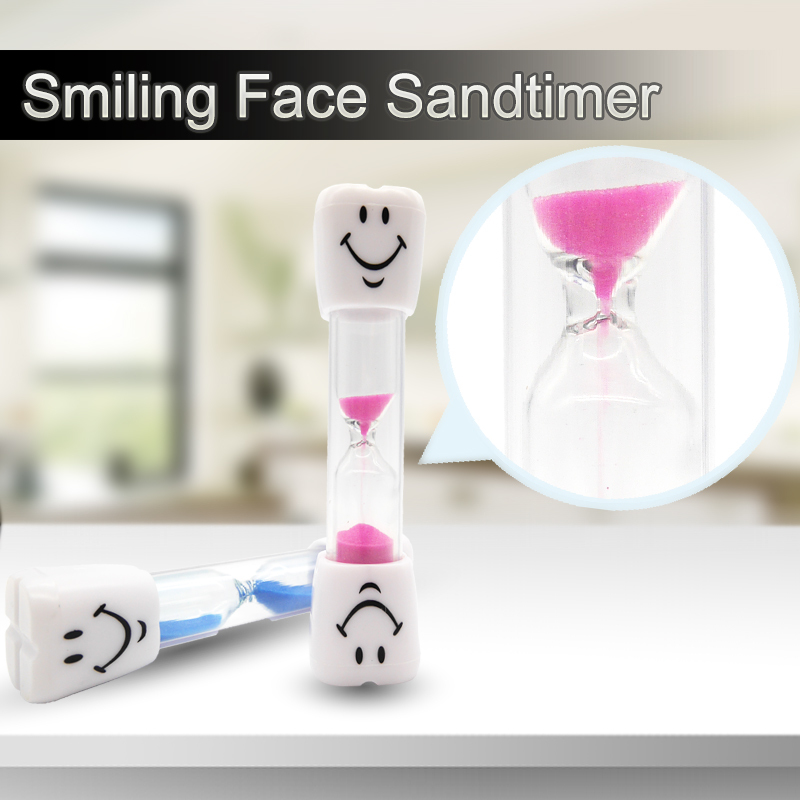 Plastic small timers wedding favors sand timer hourglass