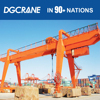 Hot Selling 160T Electric Prices Rtg Gantry Crane Supplier With Elctric Hoist