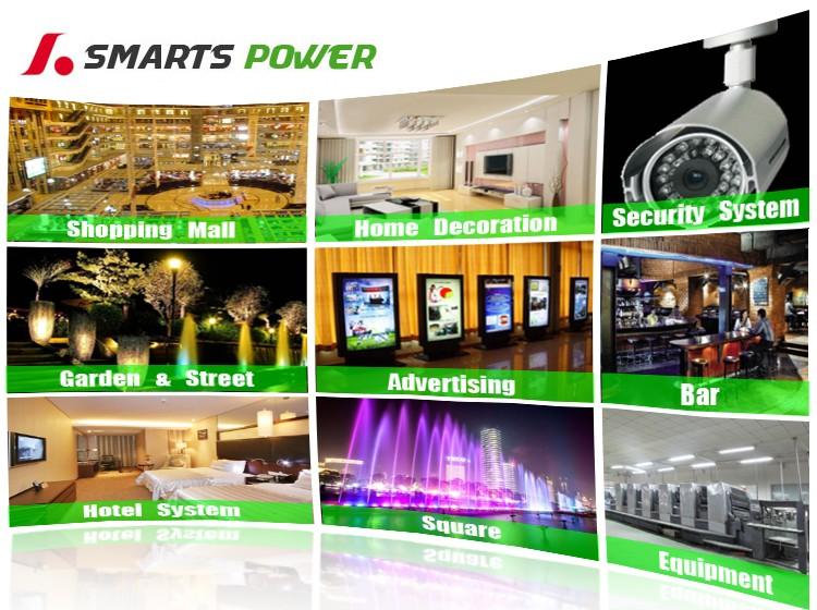 ETL certification ac dc 24v 12w constant voltage led driver for led lighting
