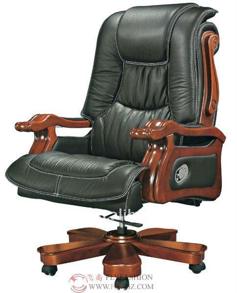 luxus echt leder b ro chefsessel regisseur stuhl b rostuhl produkt id 511281410. Black Bedroom Furniture Sets. Home Design Ideas