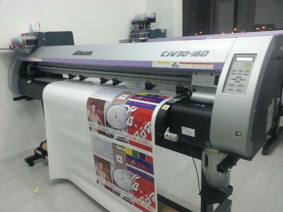 Mimaki Cjv30 160 Print And Cut Machine 1 6m Buy Mimaki