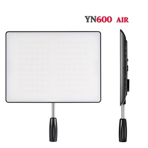 In Stock! NEW YONGNUO YN600 Air Led Video Light Panel 5500K and 3200K-5500K Bi-color Photography Studio Light