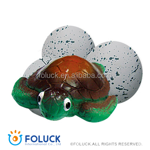 Novelty Turtle Growing Round Egg - EVA Material