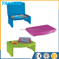 TK-607 Plastic Foldable Kids Lap Desk With Storage
