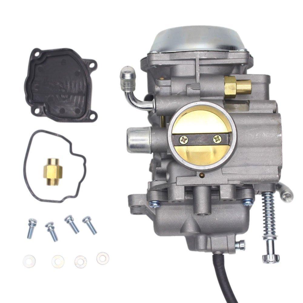 Replacement Carburetor for Polaris Polaris 1995-1998 Magnum 425 & 1999-2009 Ranger 500 & 2001-2008 Sportsman 500 ATV QUAD Carb 2x4 4x4 6x6
