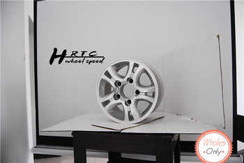 Exclusive!! Hrtc Aftermarket Silver Alloy Wheel China For ...