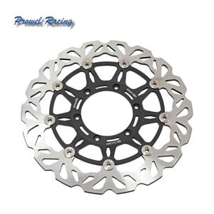 Motorcycle floating brake disc for KX250 Front Brake Disc Rotor