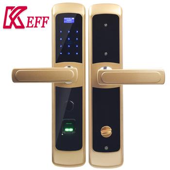 Rfid Card Password Key App Keyless Entry Biometric Fingerprint Door