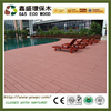 Hot Portable WPC Outside Floorings waterproof wpc cheap price board anti-uv wood plastic composite decking