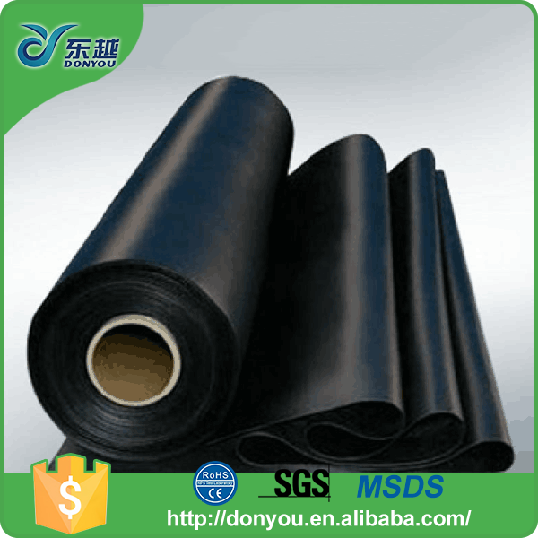 Popular sales custom size durable sticky pad PU silicon rubber sheet