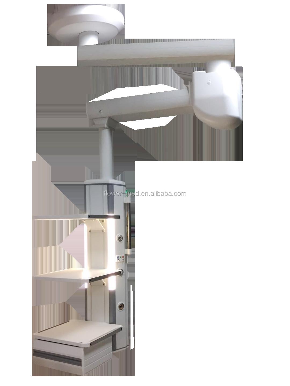 Endo Room Design: Pf-60 Endoscopy Hospital Bed Pendant Celling Medical