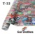 T-77 ROHS Certificate 1.52*30m air free bubbles car sticker bomb vinyl
